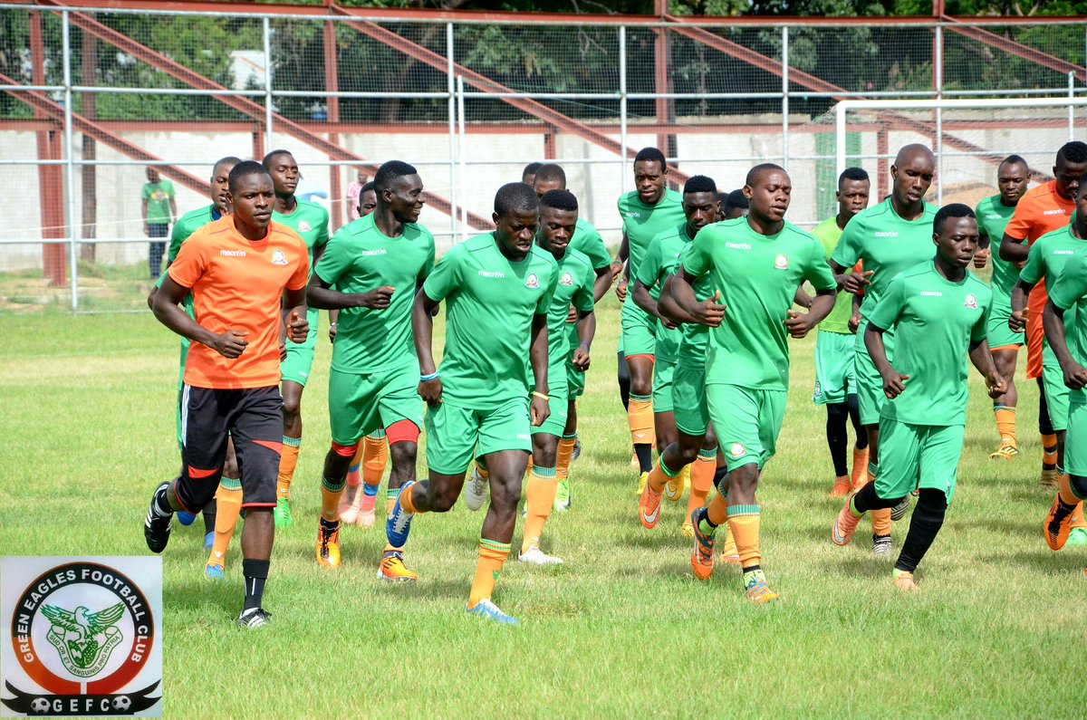 Green Eagles FC has intensified preparations ahead of the MTN/FAZ Transitional League Week 3 encounter against MUZA FC in Mazabuka Tommorow. What are your predictions and who do you think will register their names on the scoreboard? #TONKATWEENDE