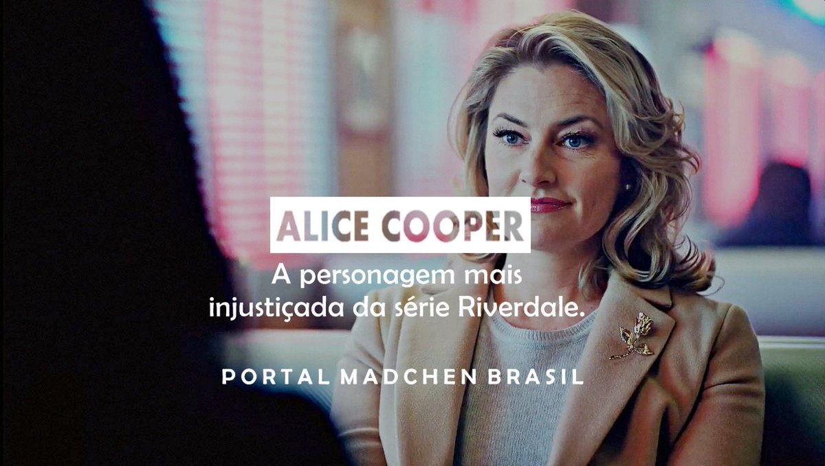 Portal Mädchen Brasil's photo on #Riverdale
