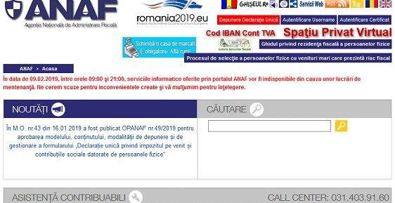site internet cu venituri