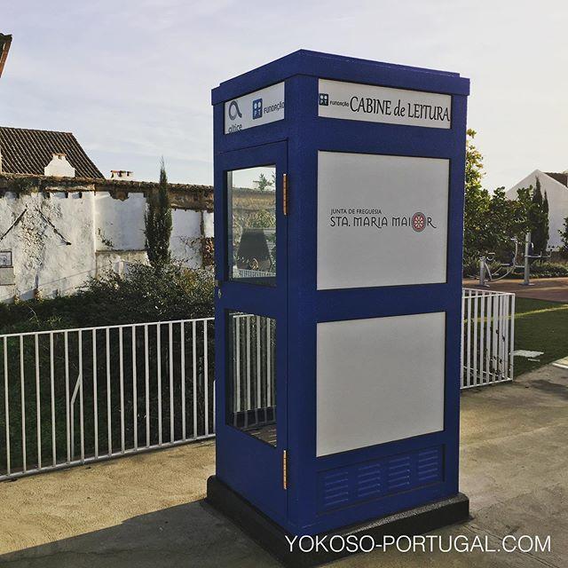 test ツイッターメディア - リスボンの電話ボックス型図書館。 #リスボン #ポルトガル https://t.co/bDRKTE27YG