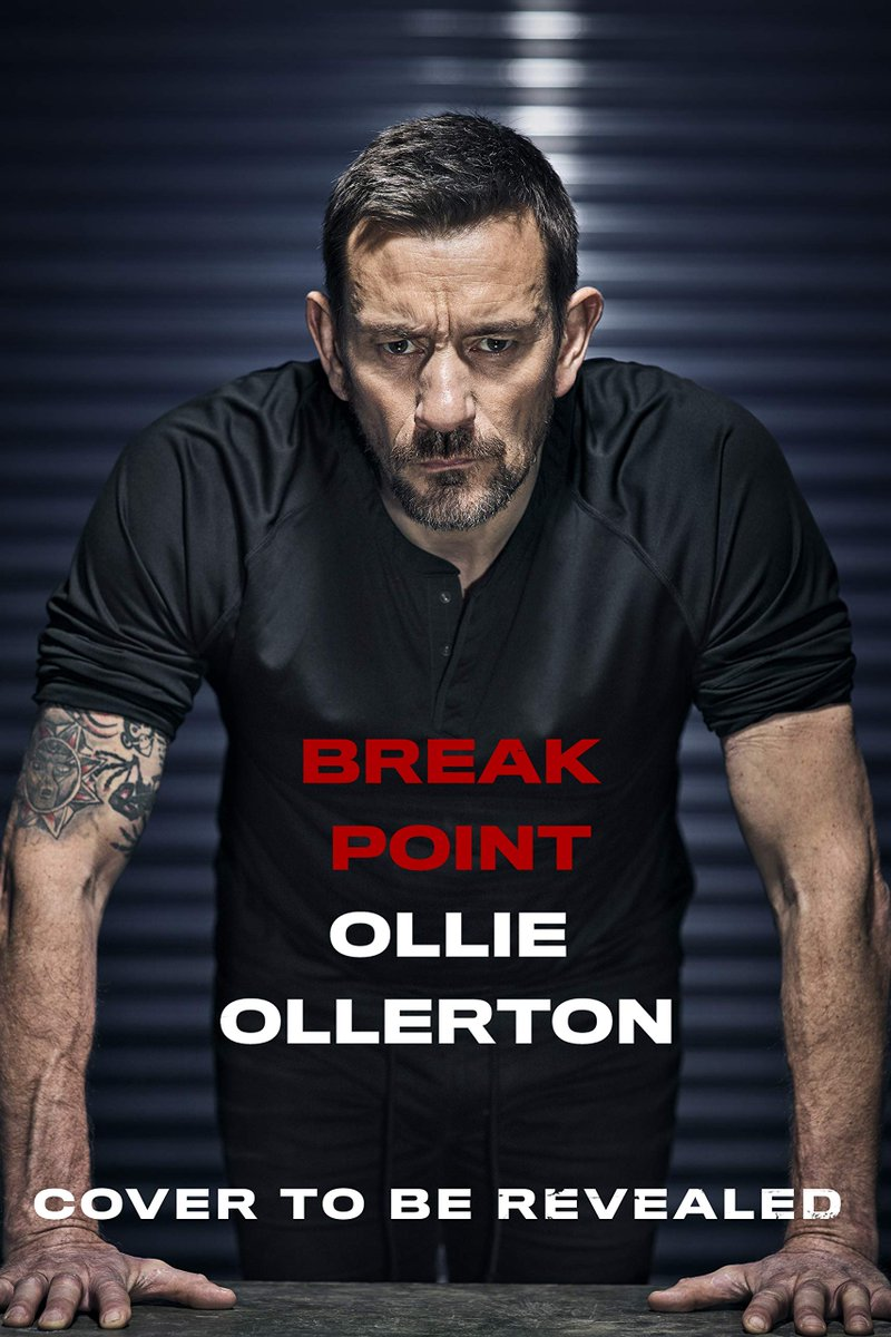 We can't believe @SAS_WDW4 comes to an end this Sunday 😩 ...but atleast we still have @ollie_ollerton's book to look forward to 💪 'BREAK POINT' is available for pre-order now. Cover to be revealed soon 👀 #SASWhoDaresWins http://bit.ly/BreakPointBook