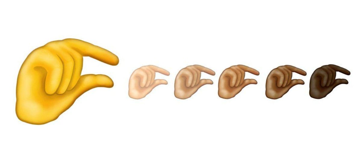 Because we all know someone this relates too 👀🍆 #NewEmojis