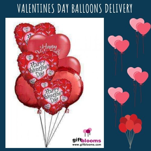 #Balloons are the Thing that everyone Like to Play.Then Surprise your Loved one on this Valentine's Day with #ValentinesDayBalloons !! Order Now: https://bit.ly/2Sh67TX HomeDelivery is Available. #Giftblooms #Balloons 🎈 #Gifts 🎁 #ValentinesDay 💝 #USA 🇺🇸