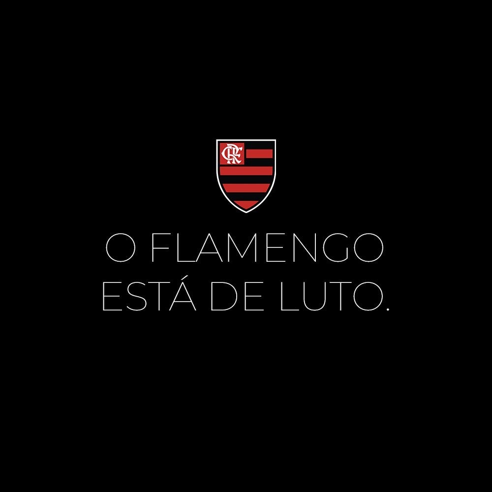 Muy tristes noticias desde Brasil. Mis pensamientos están con los #GarotosDoNinho. Notícias muito tristes do Brasil. Meus pensamentos estão com os . 🙏🏻🔴⚫🙏
