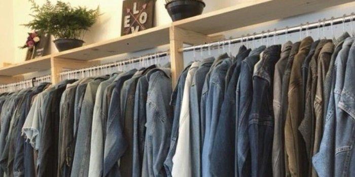 ffce8c1c2 loja colaborativa reune 45 brechos e facilita compra de roupas usadas