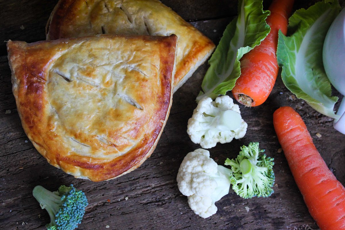 test Twitter Media - Our Veg Pasty is 👌#pasty #vegpasty #veg #vegetarian #vegetables #pastry #foodie #delish https://t.co/3bQ4ryyBpg