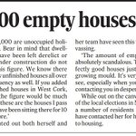 Image for the Tweet beginning: ELEVEN THOUSAND empty homes in