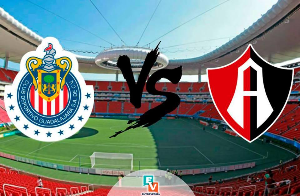 Chivas derroto con autoridad 3-2 al Atlas J7 2019