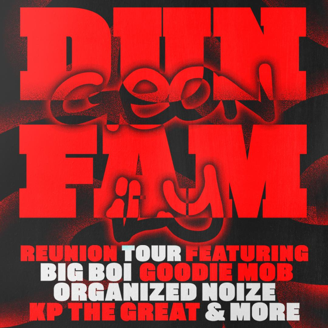 ON SALE -- #DungeonFamilyTour2019 ft. @BigBoi, @goodiemob, @organizednoize, @KawanPrather + more at @TheFoxTheatre on Saturday 4/20 🔥 Get your tix here: