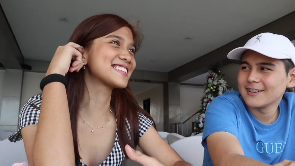 i fell in love with this couple a gazillion times more after watching this vlog!! what a pure, genuine & mature relationship! i srsly hate tweeting stuffs like this bc ang korni tignan but fudge! u guys have a relationship goals indeed ayieeeh ❤️ @AshleyOGarcia