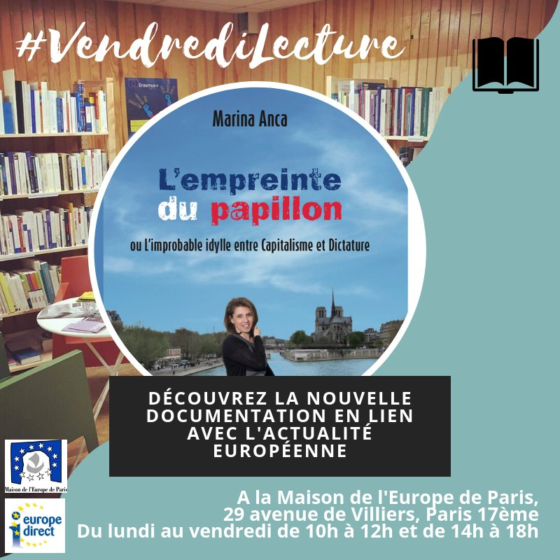 Maison Europe Paris Cied On Twitter Vendredilecture