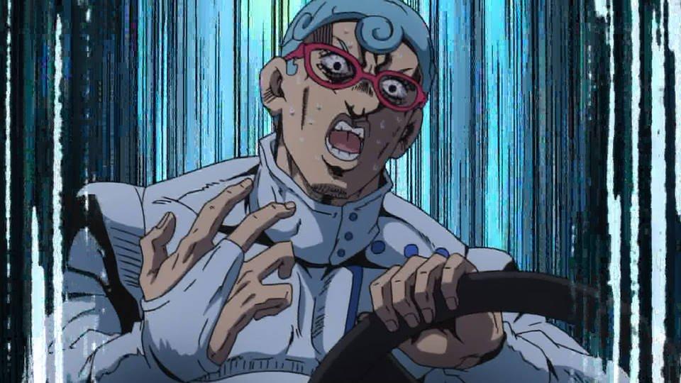 だが!葉掘りってどういうことだよ!? #jojo_anime https://t.co/mGB7CmmCbE