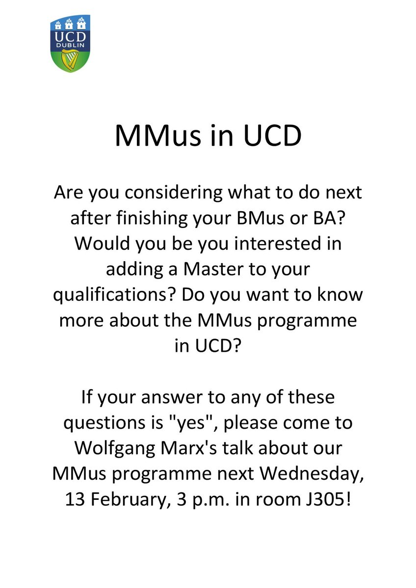 UCD School of Music