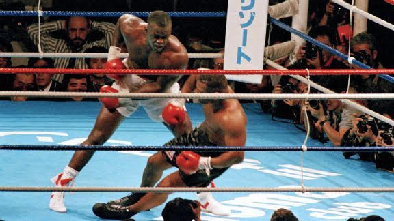 The Sportsman's photo on Buster Douglas