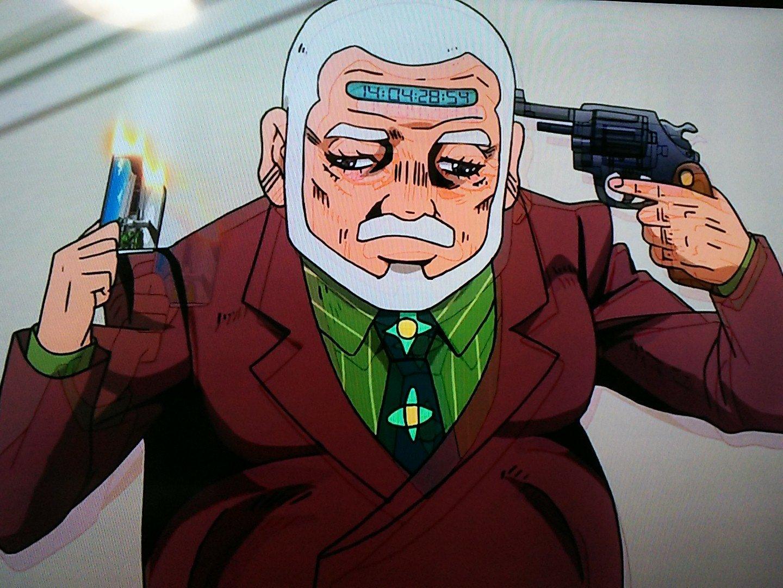 ペリーコロさん!!! #jojo_anime https://t.co/1tpHfzo9ia