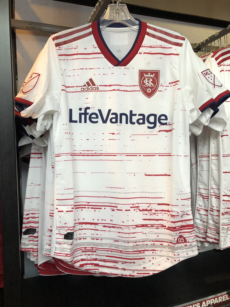 newest 00027 3449f RSL Team Store on Twitter: