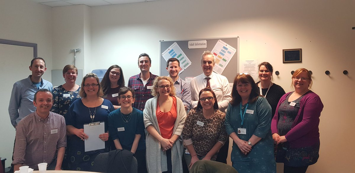 Lovely NLS course the last 2 days @GWH_NHS . Blessed with a fabulous and hilarious faculty from @gloshospitals @RUHBath @Nestteam1 . Truly a @swneonatal course! @patrickturton1 @SandyRichards @russell_peek @edwards_lucie @BeckiPalmer @AlanWinterman https://t.co/uupqlou9kV