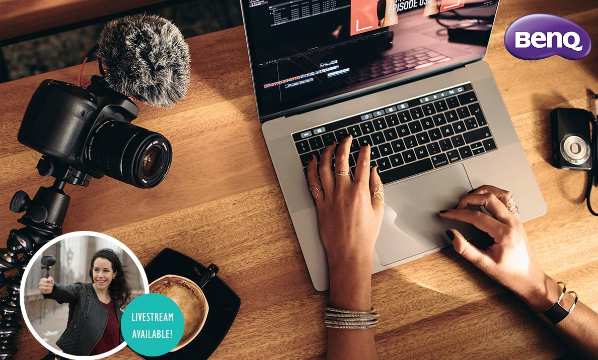 MONDAY, 2/11, at the #BHEventSpace @jenniferscamera will be in at 4pm to help beginner videographers avoid common editing mistakes. Helpful tips abound for all levels!  Don't miss out! Register here: https://bhpho.to/2GdBOqu  Sponsored by @BenQAmerica  #YouGoToBH #video #editing