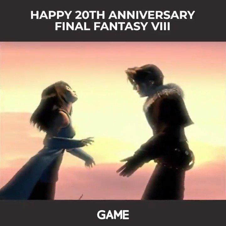 GAME.co.uk's photo on #FinalFantasyVIII