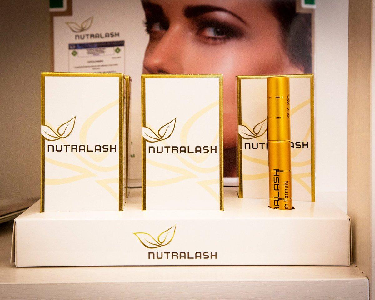 2446d8f3a0e El secreto para unas #pestañas perfectas, largas y flexibles se llama # Nutralash Eyelash