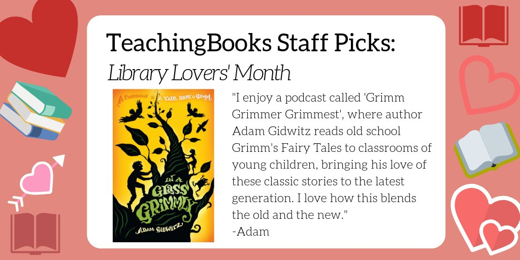 test Twitter Media - February is Library Lover's Month. What's your go-to book about libraries or book lovers? Here's a resource for a favorite of ours - https://t.co/vcFjQQTqai   @AdamGidwitz @penguinkids https://t.co/2BXWwil7xt