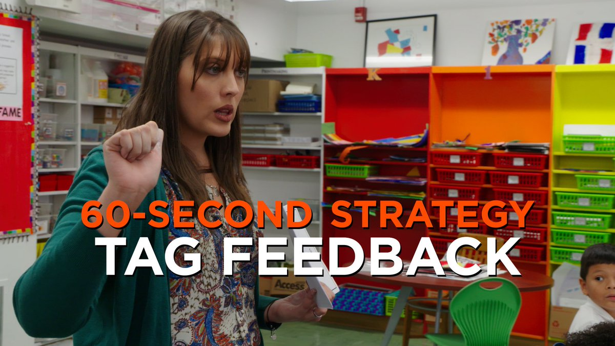 This quick, 3-step process helps students learn to give and receive peer feedback.
