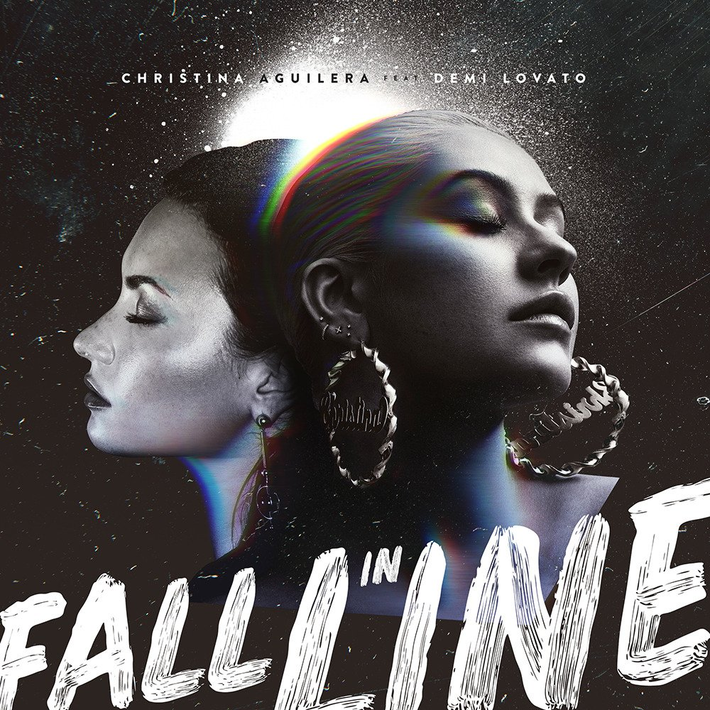 """According to @etnow, Christina Aguilera Ft. Demi Lovato """"Fall In Line""""  who should win the Best Pop Duo/Group category of the 2019 Grammy Awards. @xtina and i say YAAAAAAS!"""