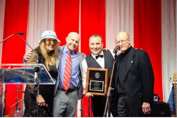 We were ecstatic to receive the 2018 Company of the Year Award at the @Kansas City @GKCRA Gala!  #SBCKansas #GKCRA #2018CompanyOfTheYear 🎉