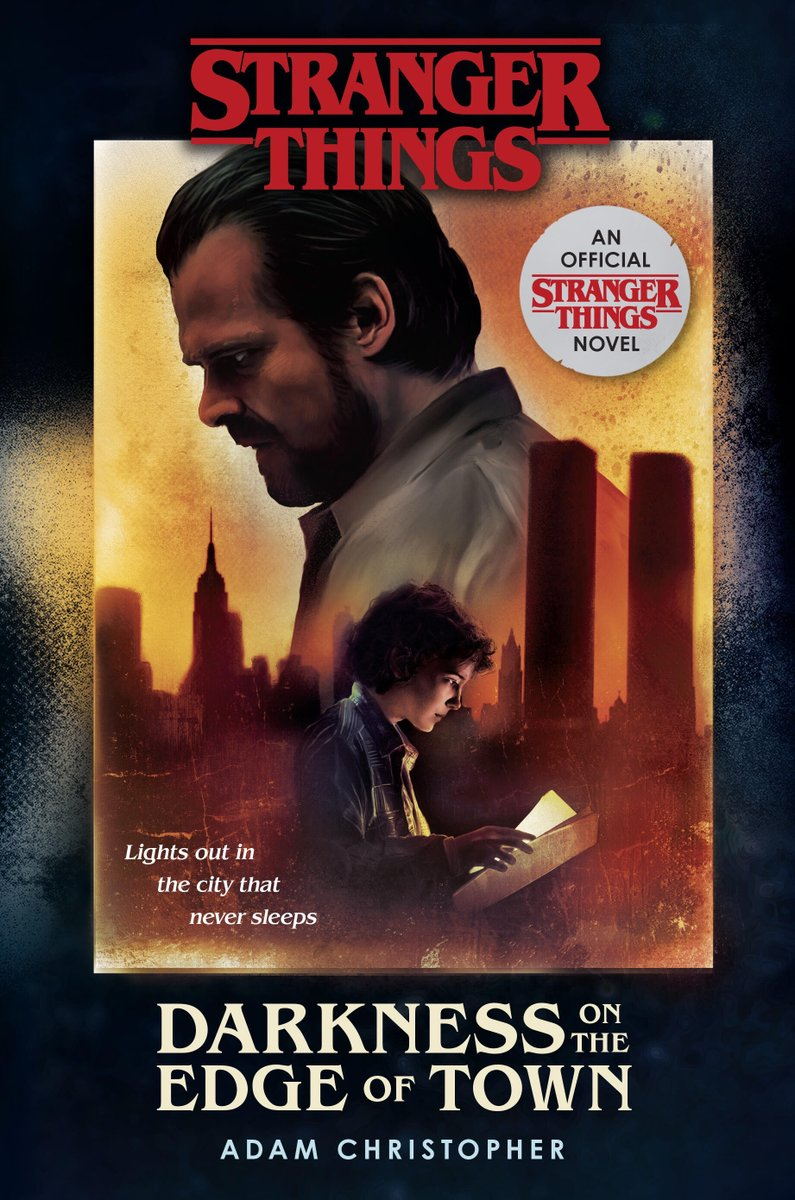 'Stranger Things' Books Set For Fall Debut From Penguin Random House Dy5w8M3UYAYOWgB