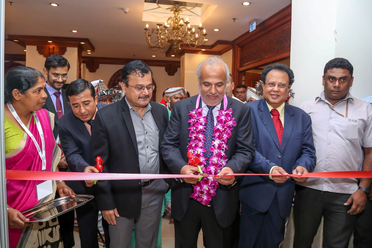 India Education Fair 2019, organised by the High Commission of India in collaboration with the Ministry of  Higher Education was declared open at the Kingsbury Hotel, Colombo, today and will be open, Saturday from 9 am to 6 pm. @IndiainSriLanka, #SriLanka.