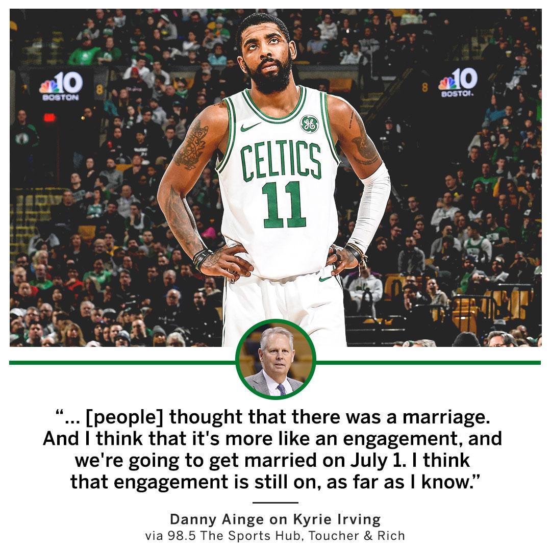 Save the date, Boston Celtics fans. https://t.co/qXoMulompQ