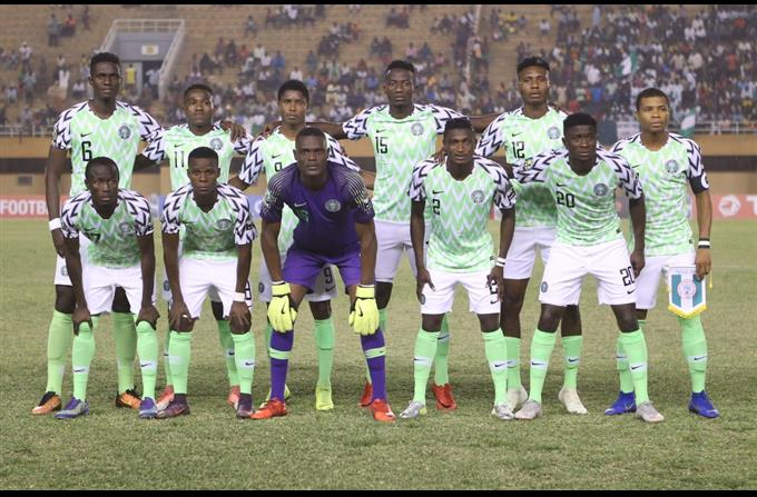 Dy5yR9QWsAATO1d - Nigerians React As Flying Eagles Beat Niger Republic To Book A Place At The Final