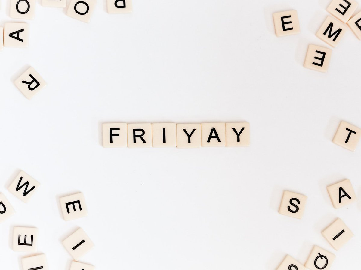 What's your favorite day of the week? #TGIF