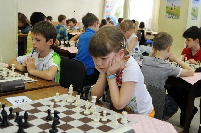 Картинки шахматы в школе, прошедшим днем
