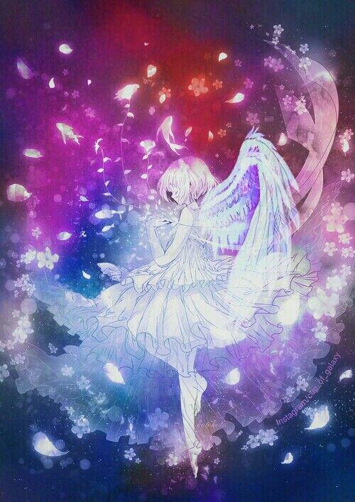 Gracias mi bello Angel Caballero 😍😘😘😘 Saludos a todas las bellas damas ⚘💕💞💜