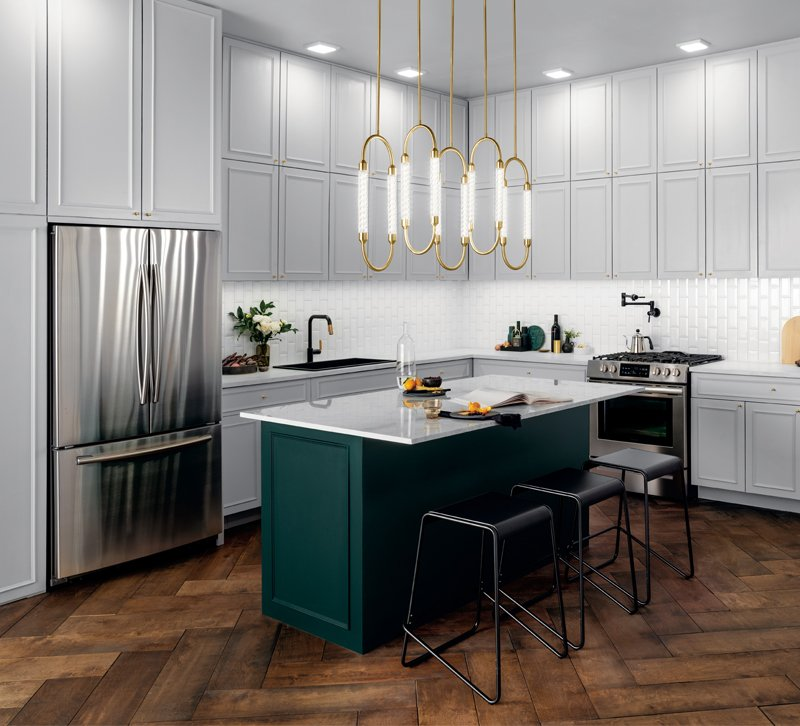 Find out what's trending in kitchens from designer Christina Henck of @Henckdesign before @KBIS later this month. https://www.furniturelightingdecor.com/kitchen-trends-2019-whats-current-kitchens-furniture-lighting-and-finishes-year …