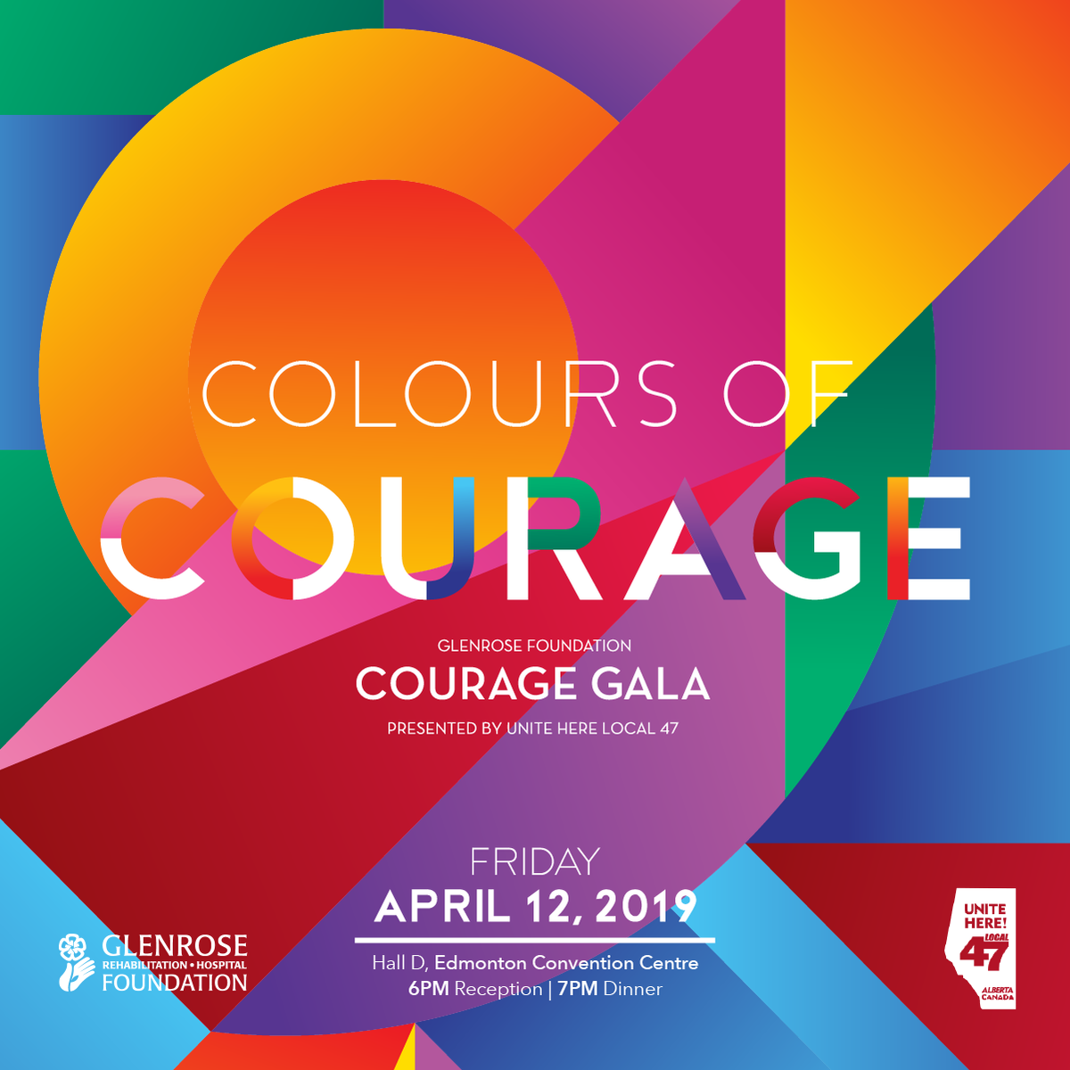 Only one week left to get your early bird tickets to Edmonton's premiere gala! https://bit.ly/2Gtxzas  #glenrosefoundation #uniteherelocal47
