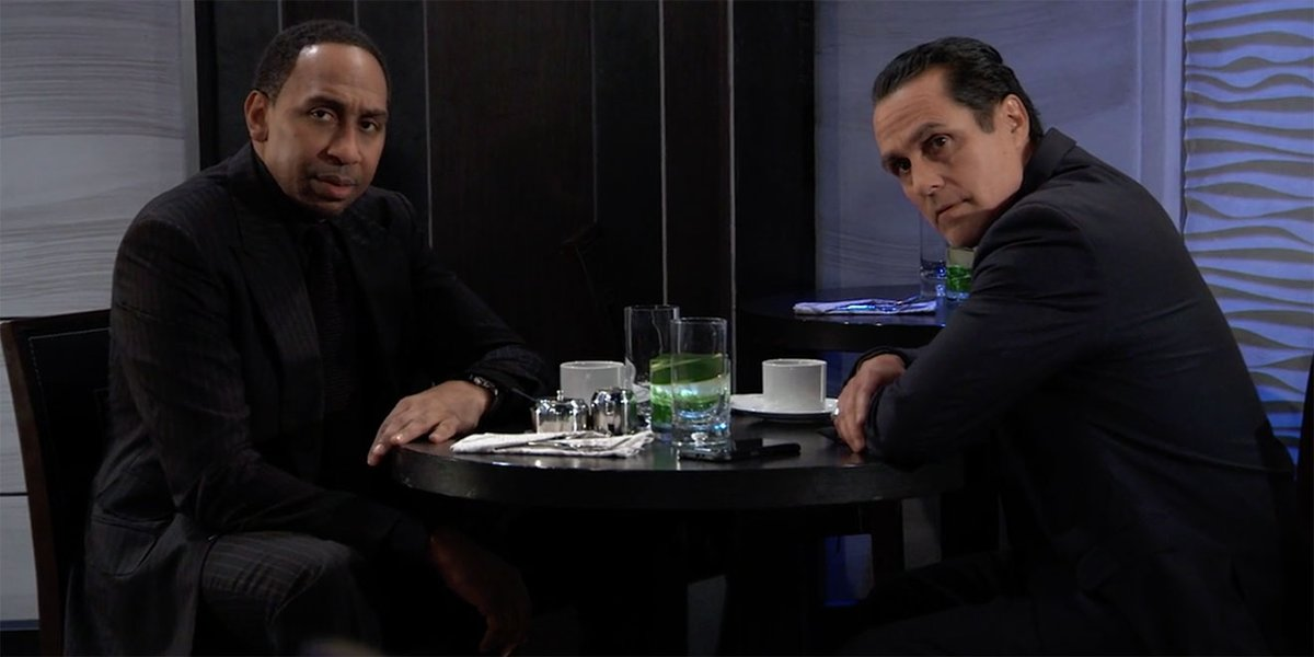 After Dark Podcast: @MauriceBenard of @GeneralHospital fame joins me. https://t.co/5NbYldGG4Q