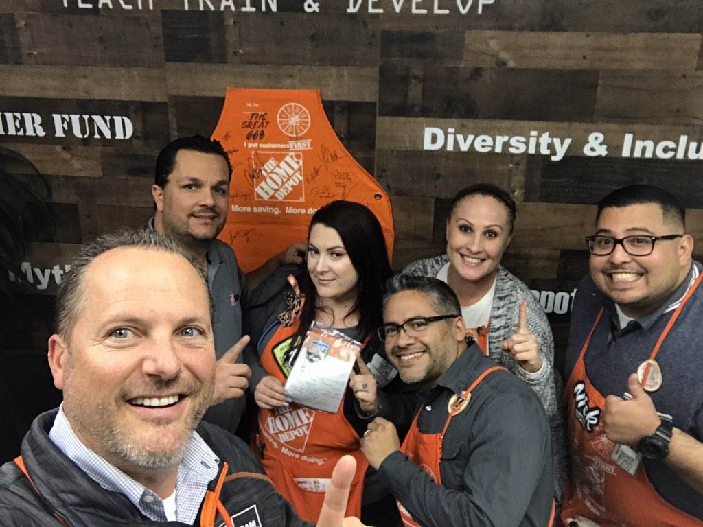 Best of Luck to Katie as she continues her career training and growth in the business. Thank you Homer Award for always being there and taking care of our associates, keeping them a priority, and teaching and training.