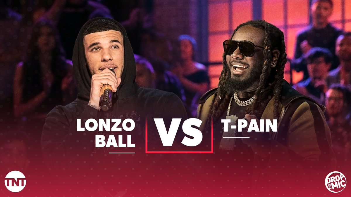 Can @TPain put on a show against @ZO2_ from the @Lakers? Catch an all new #DropTheMic this Wednesday at 10/9c on TNT!
