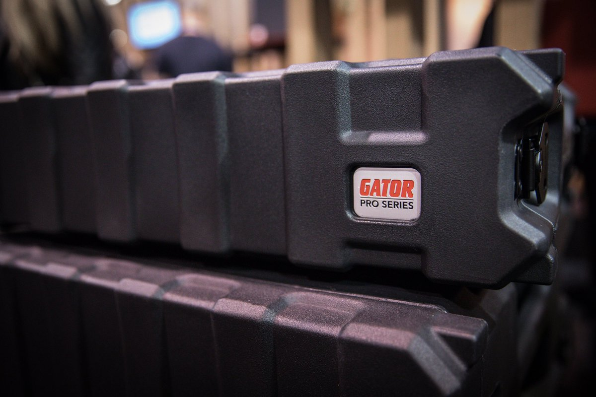 Gator Pro-Series Molded Rack 🙌 http://bit.ly/GatorMoldedRack