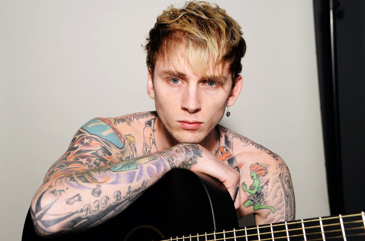 Machine Gun Kelly Shares A Behind The Scenes Look At His