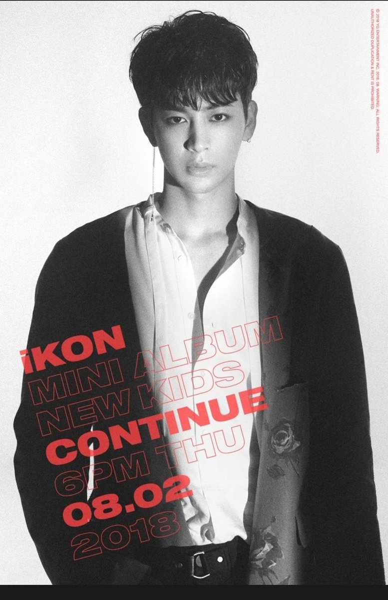 Happy Birthday YunHyeong. May God bless you and give you many more years of life and health. I hope that this year 2019 is a good year for you and that you can have good memories with the people you love, help you and make you happy. #HAPPYSONGDAY #iKON