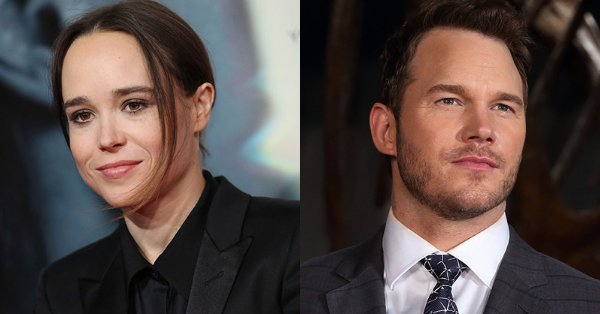 Ellen Page has a message for Chris Pratt and his 'infamously anti-LGBTQ' church https://t.co/llddR8uGex https://t.co/mz6bQWmTcw