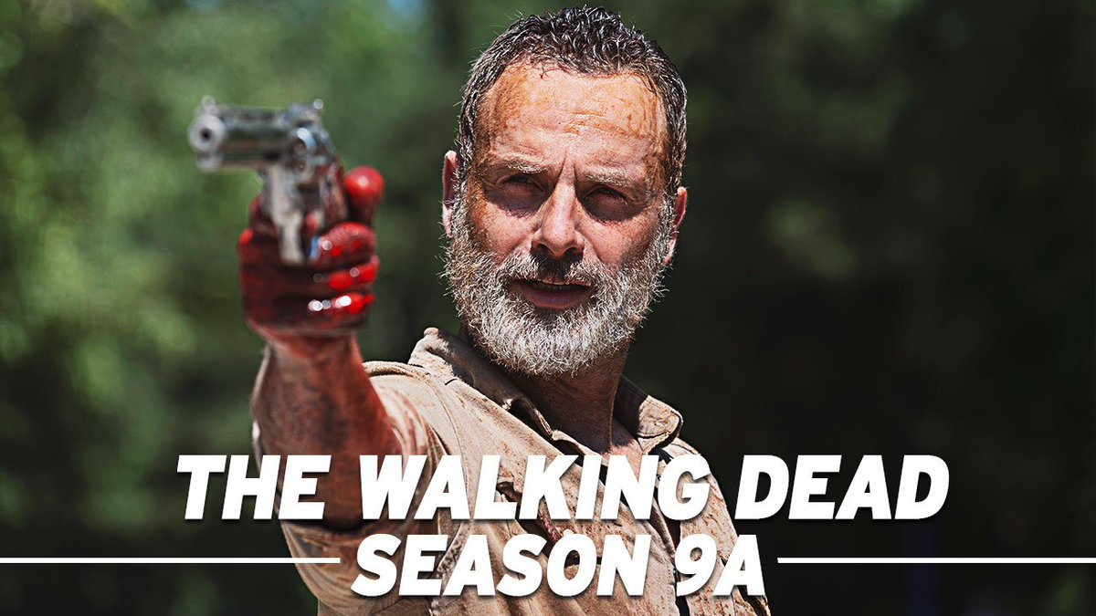 The Walking Dead On Twitter Need To Quickly Refresh