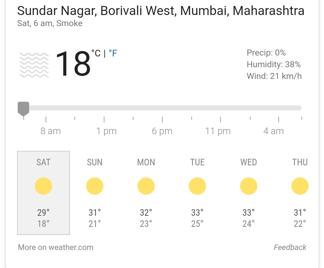 Me: Sir, I need leave.. Planned a trip to ladakh Boss: Bitch please Me: 😣 #mumbaiweather