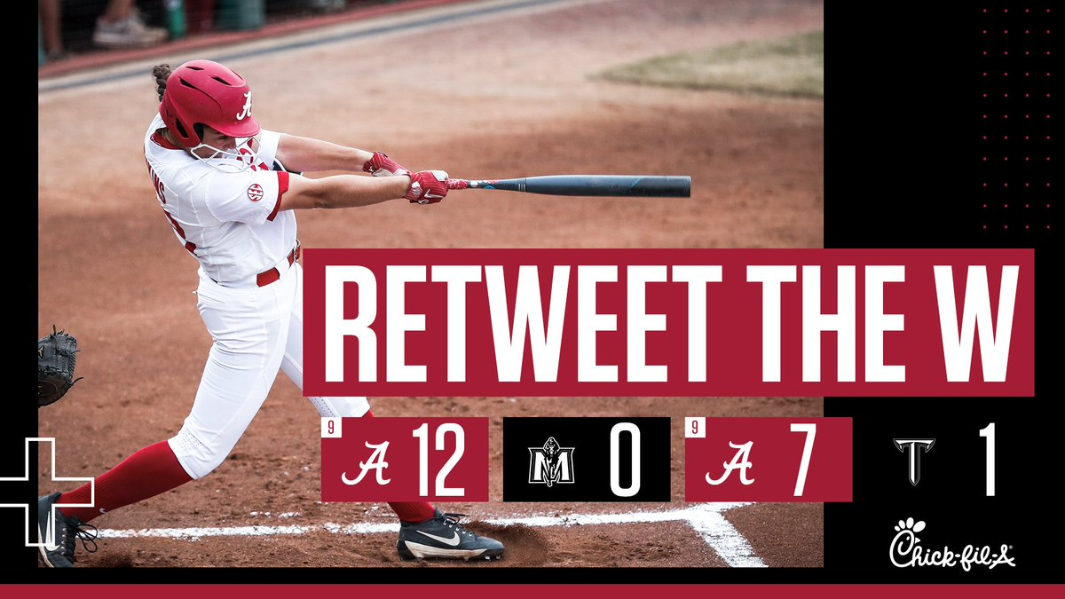 Alabama Athletics on Twitter: