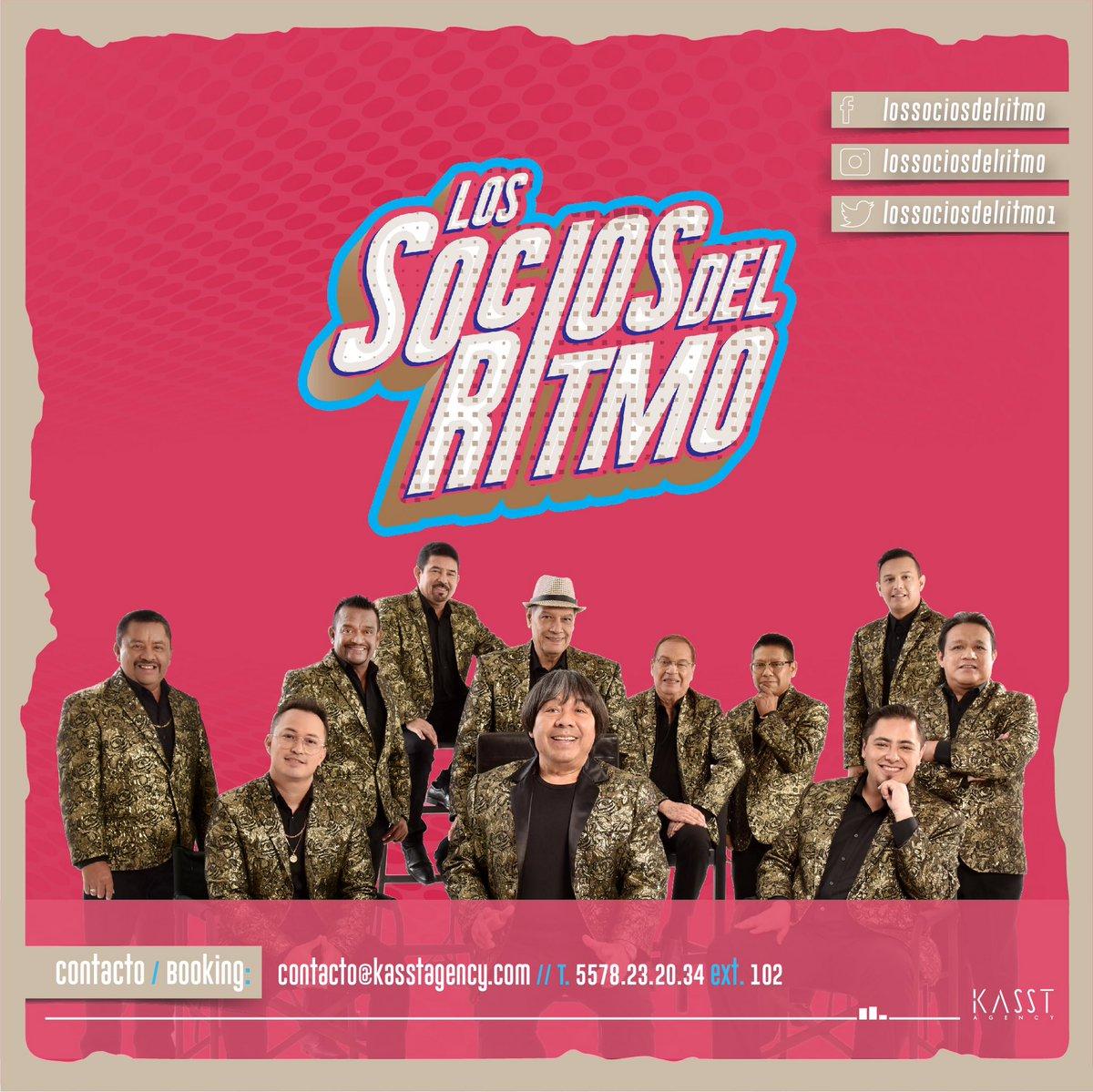 Con una extensa carrera musical y grandes éxitos en México; KASST Agency les da la calurosa bienvenida a @SOCIOSDELRITMO1, esperando muchos logros juntos. 💥