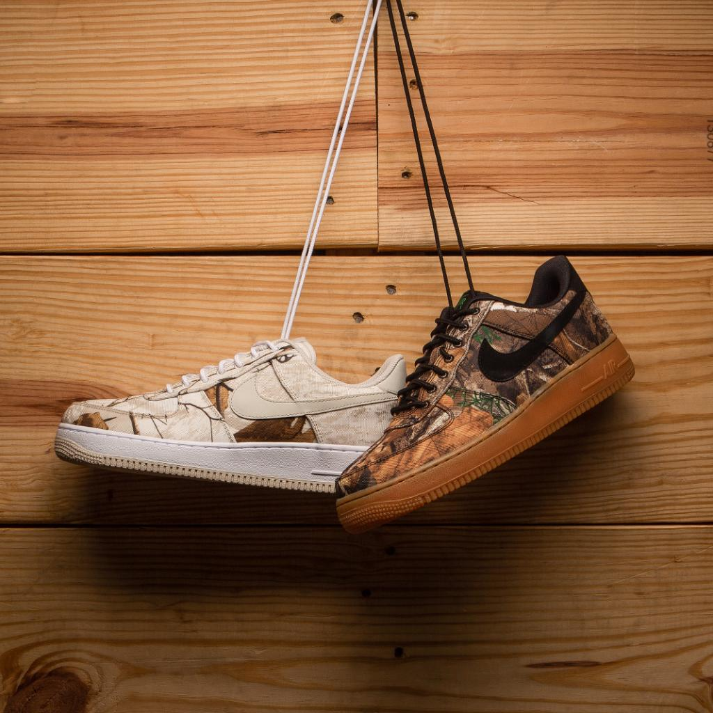 promo code 6a87a abace hidden in plain sight nike air force 1 lv8 x realtree is now available in  select