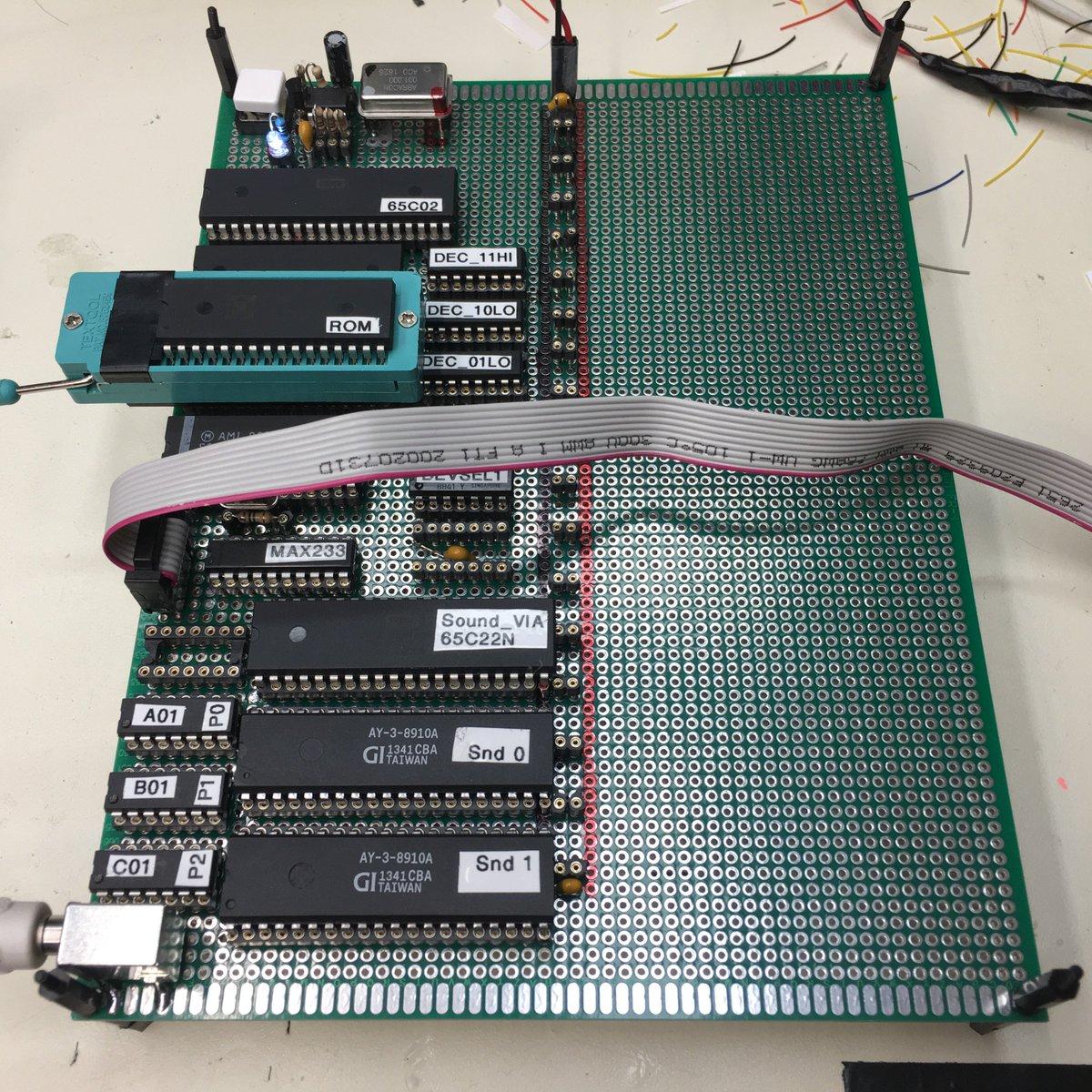 Arduino 6502 Emulator